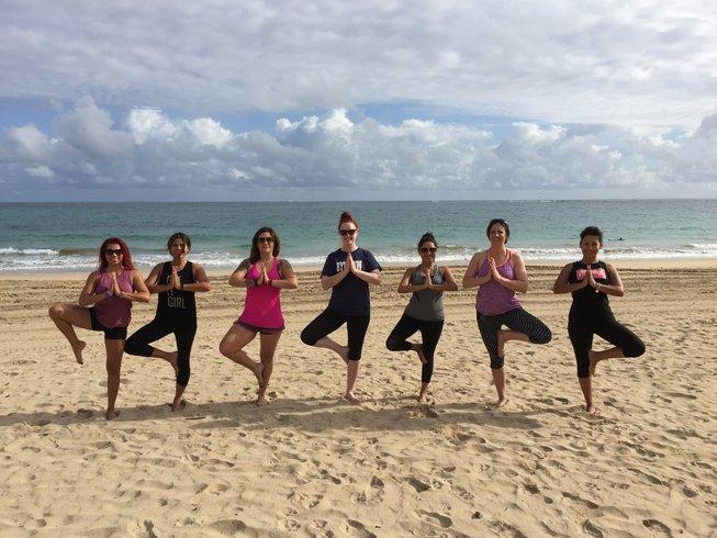 7 días retiro de yoga y cultura en San Juan, Puerto Rico