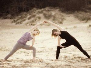 9 jours en stage de yoga et méditation au rythme de la nature dans le Kerala, Inde