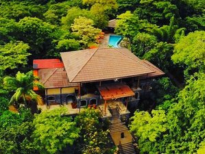 Eine Woche Privater Fitness Yoga Retreat in Nosara, Costa Rica