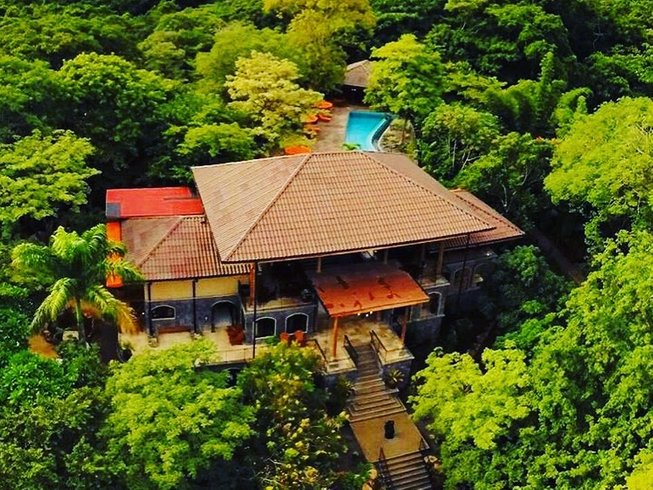 Enjoy a Week Long Private Fitness Yoga Retreat in Nosara, Costa Rica!