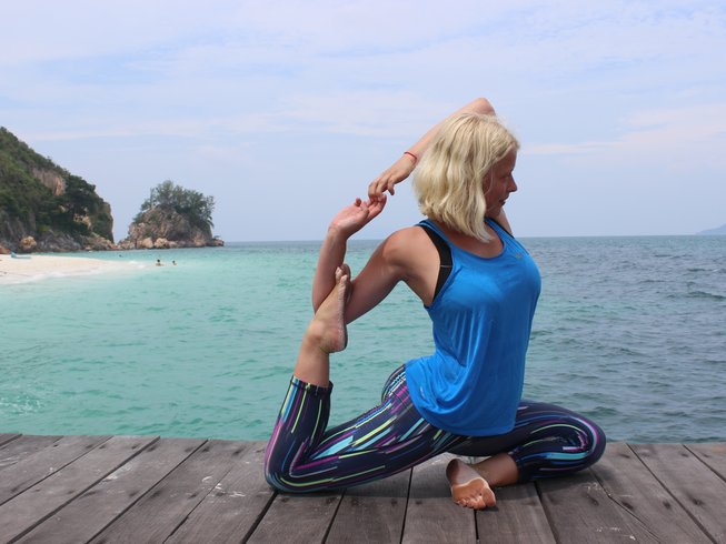 6 días de buceo emocionante y retiro de yoga en Rawa Island, Malasia