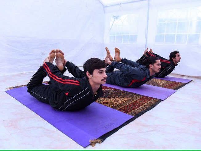 15 Days Agnihotra and Yoga Retreat India