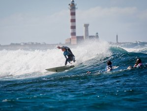 8 Days All Levels Surf Camp in Fuerteventura, Spain