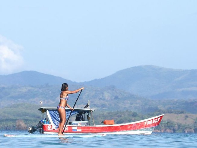 7 días revigorizante retiro de yoga y surf en Veraguas, Panamá