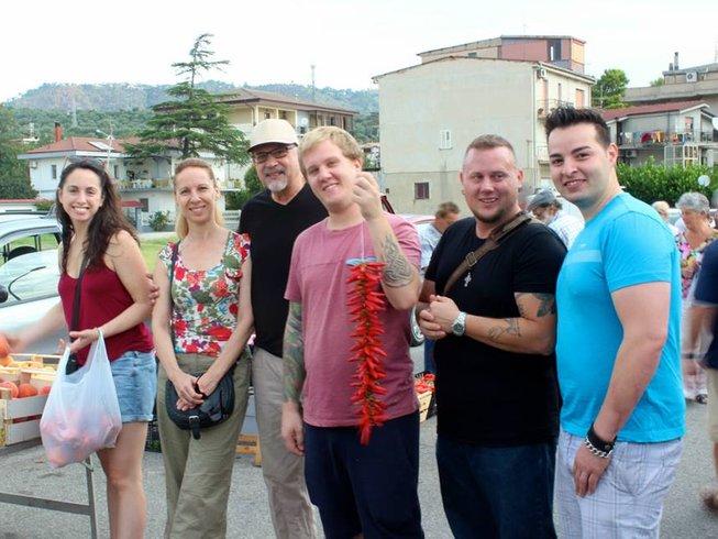 8 Days Artisan Italian Gelato Vacations in Calabria