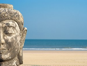 7 Day Life Changing New Year Yoga and Meditation BeYond Retreat in Goa Beach