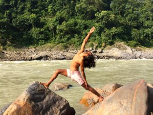 18 jours en retraite de yoga, méditation et auto-découverte à Rishikesh, Inde