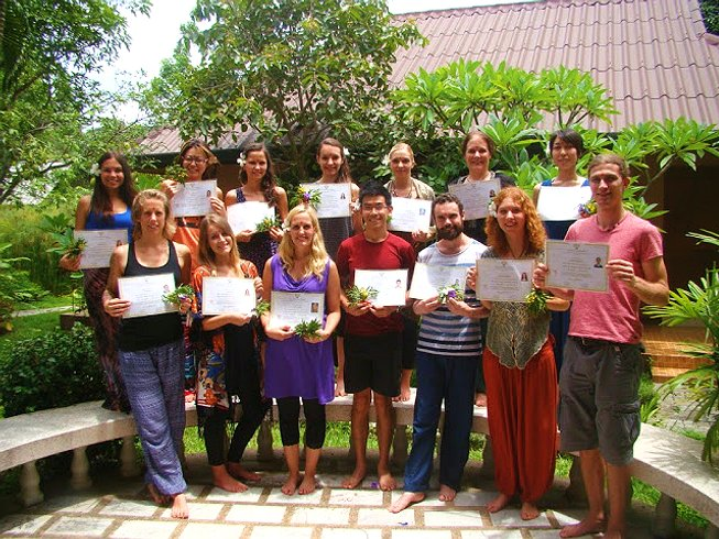 14 Days Samkhya & Bhagavad Gita Yoga in Thailand