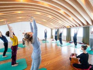 3 Tage Detox Yoga Weekend Retreat mit Vortrag in Stels