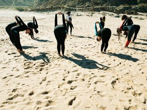 8 Day Exhilarating Surf Camp in Praia de Santa Cruz, Lisbon District