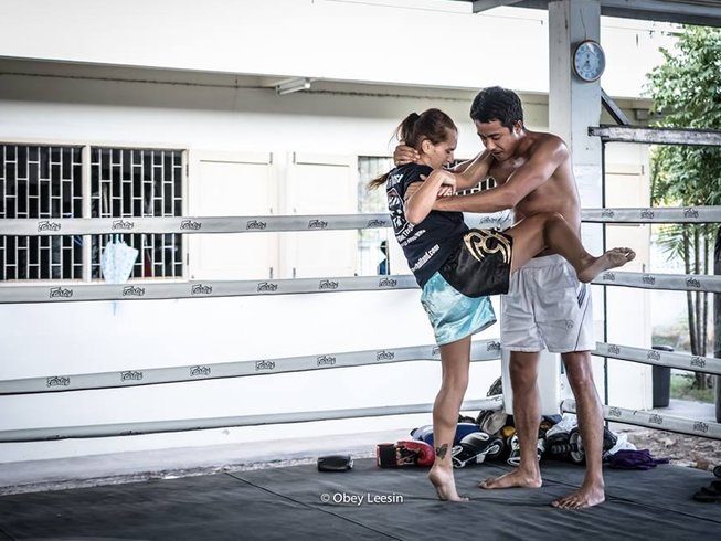 1 Week BJJ Training and Muay Thai Camp in Thailand
