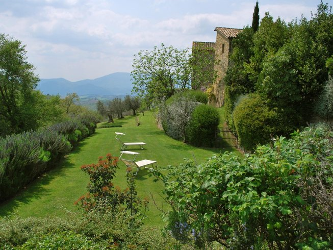 8 Days Spring Meditation and Yoga Retreat Italy