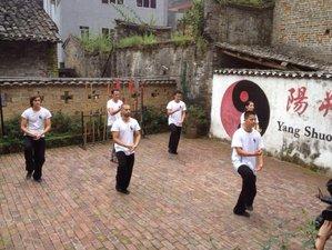 4 Week Full Immersion Taichi Course in Yangshuo