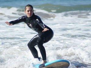 8 Days Vegan Yoga and Surf Camp in Tamraght, Morocco