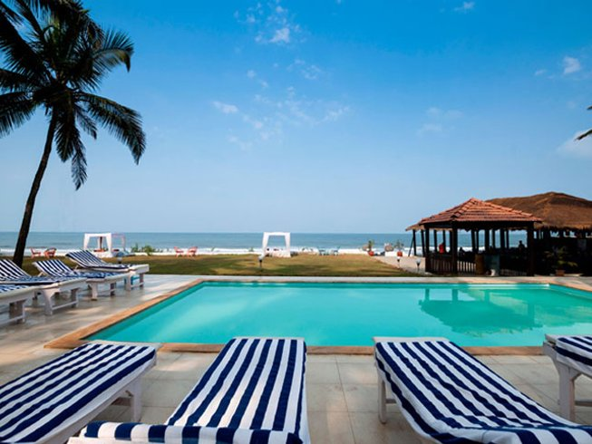 8 Days Luxury Yoga Retreat in Goa, India