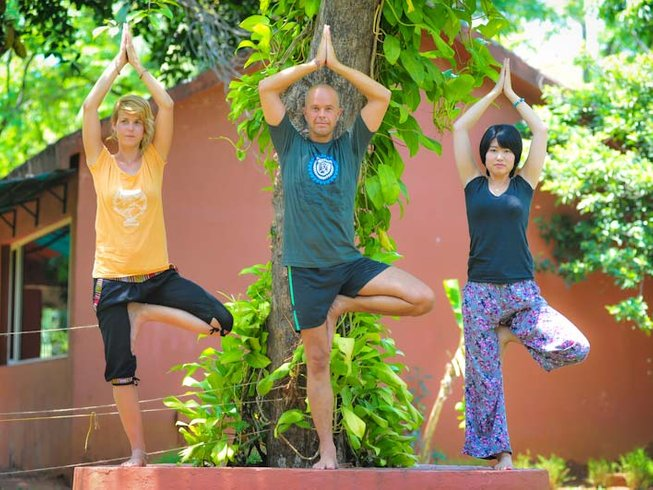 7 Days Detox and Yoga Retreat in Goa, India