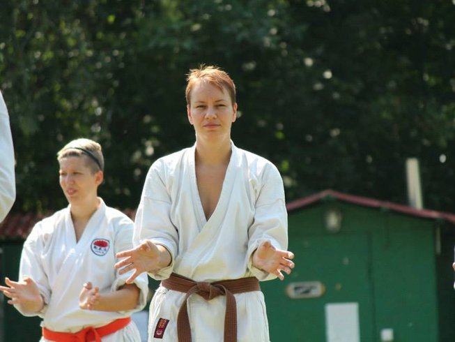 1 Week Summer Karate Camp in Hungary