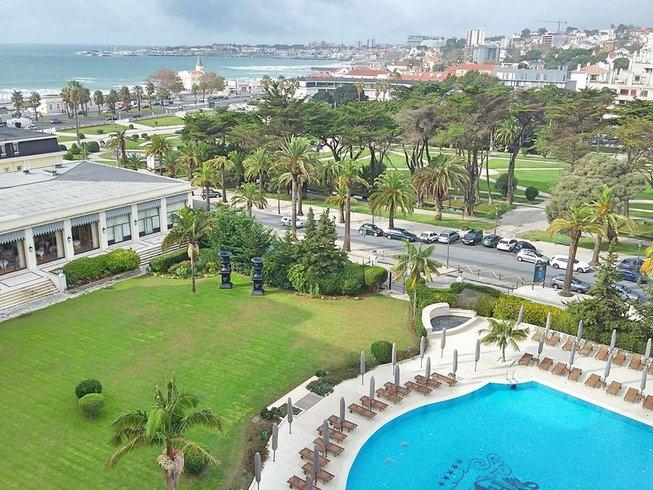5 Days Luxury Yoga Retreat in Portugal