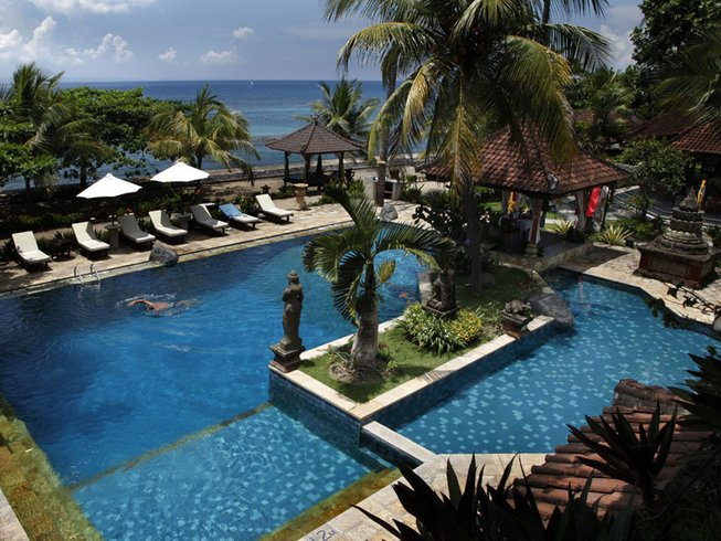 7 Days Rejuvenate Yoga Retreat in Bali, Indonesia