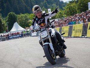 11 Days Motorbike Tour: BMW Motorrad Days in Germany, Austria, Switzerland, and Italy