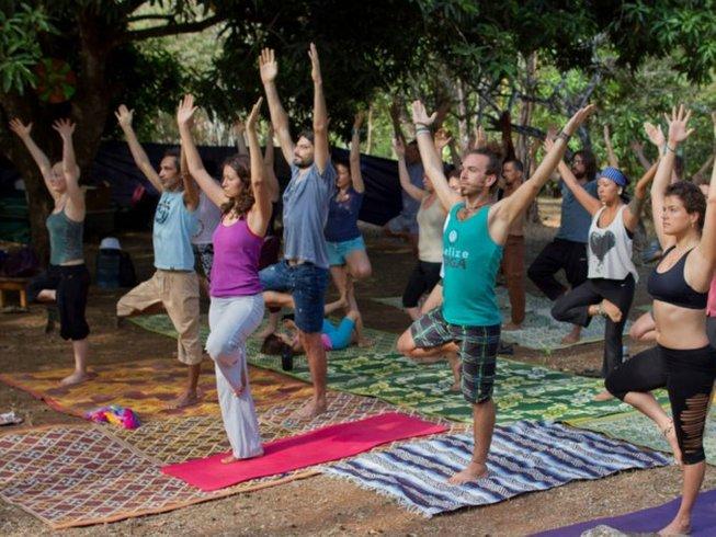 27 Days 200hr Yoga Teacher Training in Costa Rica