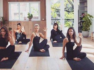 """11 jours en stage de yoga et méditation """"Donna, Diva, Dea"""" en Sicile, Italie"""