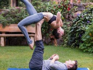 23-Daagse 300-urige Ayurvedische Yoga Docentenopleiding in Arin, Heilige vallei van de Inca's
