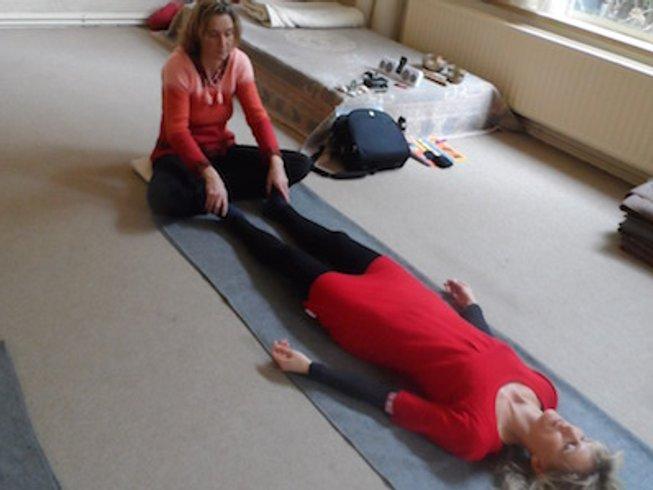 3-Daagse Massage Detox Yoga Retraite in Amsterdam, Nederland