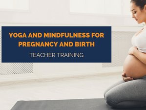 1 Month 100-Hour Online Pregnancy Yoga and Mindfulness Teacher Training