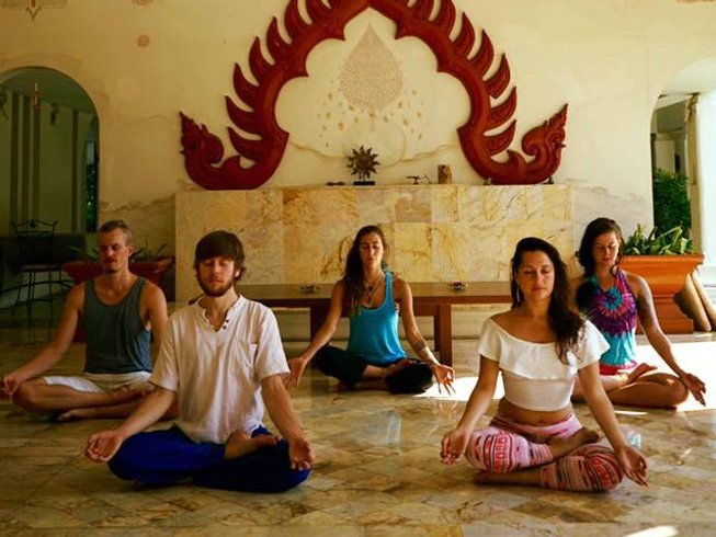7 Days Tantric Sacred Couple Meditation and Yoga Retreat in Thailand
