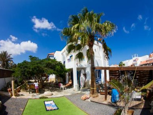 8 Days Lovely Yoga and Surf Holiday in Corralejo, Spain