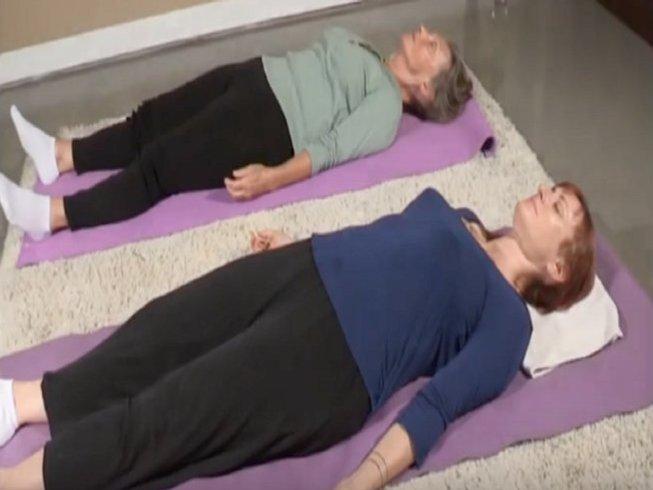 4 días retiro de yoga en California