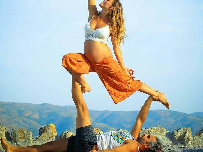 7 Days Immersive Meditation and Yoga Retreat in Almegíjar, Spain
