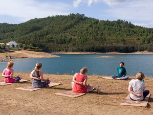 6 Day New Year, Nature, and Nurture Yoga Holiday in Tomar, Portugal