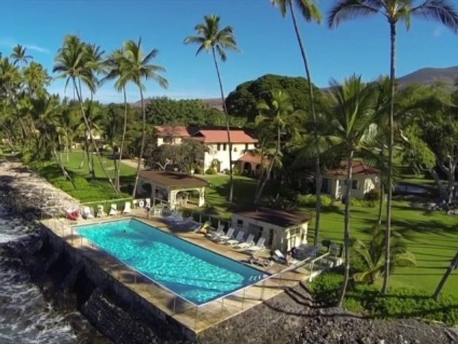7 Days Joyful Wellness and Yoga Retreat Hawaii