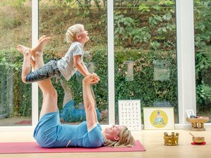4 Days Family Yoga Retreat in Hessisch Lichtenau, Germany