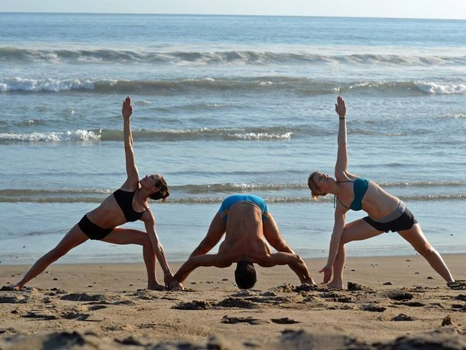 8 Days Hot Yoga Bliss Classic Retreat in Mexico