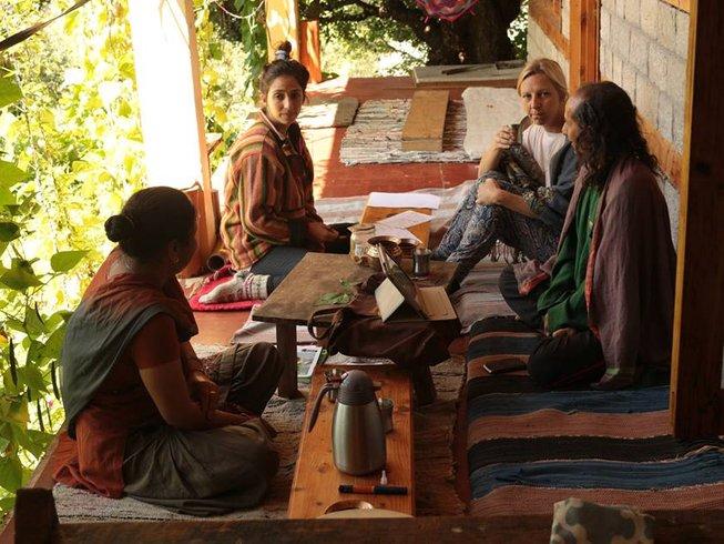 7 Tage Pranayama und Yoga Urlaub im Himalaya, Indien