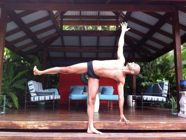 7 Days Yoga & Adventure Retreat for Men in Costa Rica