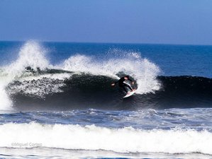 8 Days Affordable Surf Camp in La Libertad, Peru