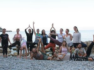 26 Day 200-Hour Yoga Teacher Training Dharma Yoga Inspired in the French Riviera, Nice