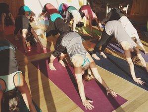 5 jours en stage de yoga et spa dans les Alpes suisses
