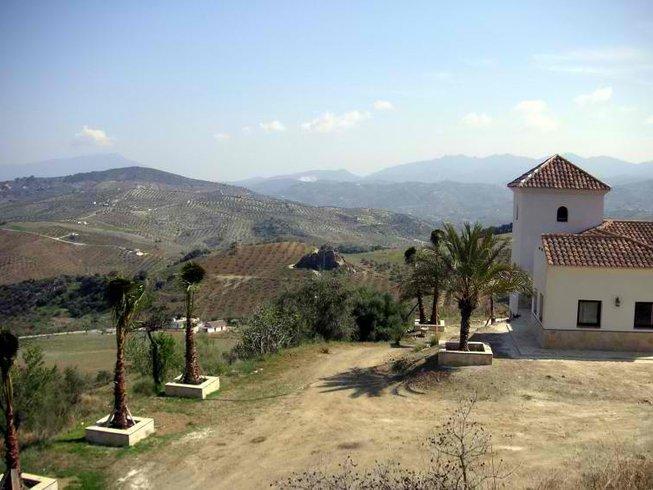 8-Daagse Yoga Retraite voor Vrouwen in Andalusië, Spanje