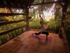 4 Tage Privater Yoga und Kultur Urlaub in Yogyakarta, Java