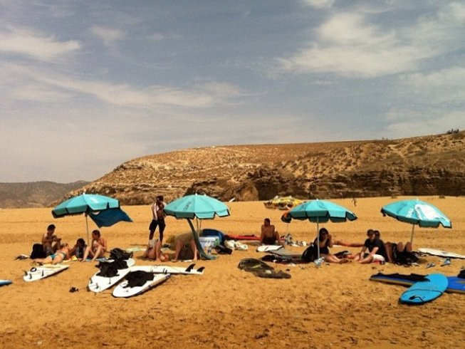 8 Days Learn to Surf Holiday in Taghazout, Morocco