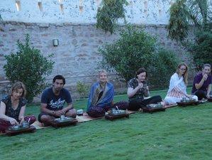 15 Tage Yoga Retreat mit Trips nach Pushkar, Jodhpur, zum Taj Mahal im Ashram in Rajasthan