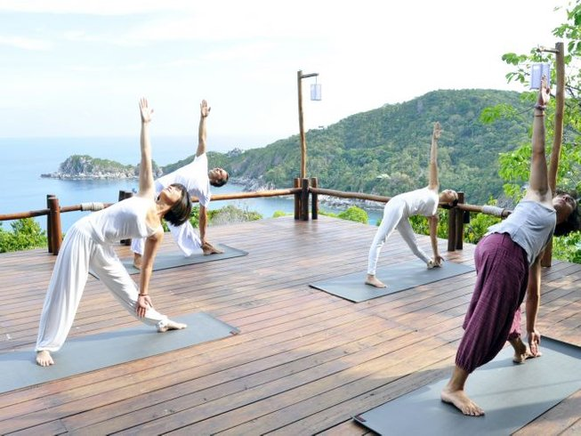 29 Days 200-Hour AYP Yoga Teacher Training and Yoga Retreat France