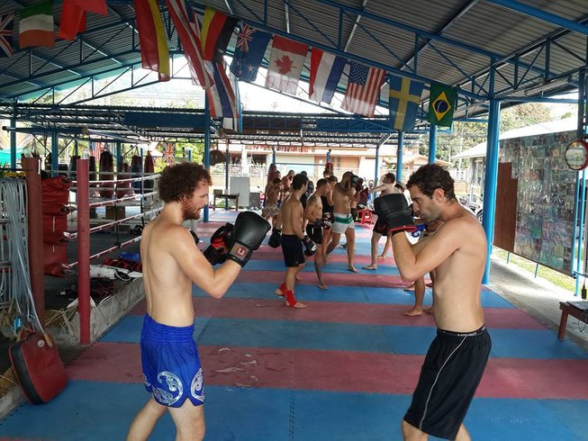 3 Months Long Holiday and Muay Thai Camp in Thailand