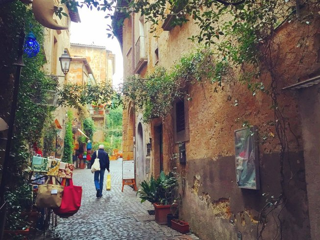 8-Daagse Voedende Yoga Retraite in Lazio, Italië