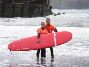 8 Days Fascinating Surf Camp in Machico, Madeira Island, Portugal
